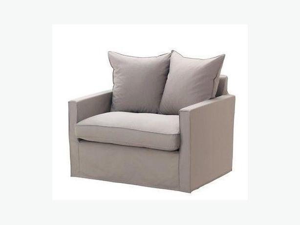 Divani Ikea Harnosand : Ikea harnosand armchair cover olstorp sand slipcover