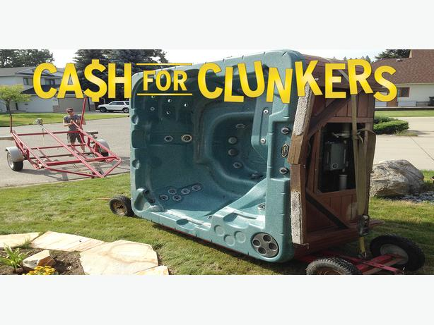 CASH FOR CLUNKERS!