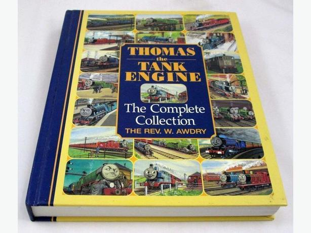 COLLECTION OF THOMAS STORIES IN ONE BOOK