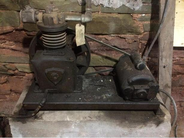 Gardner Denver Vintage air compressor