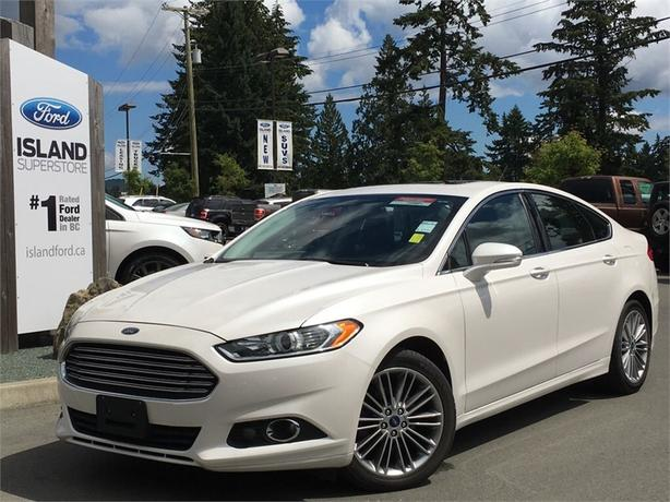 2013 Ford Fusion SE Luxury Tech