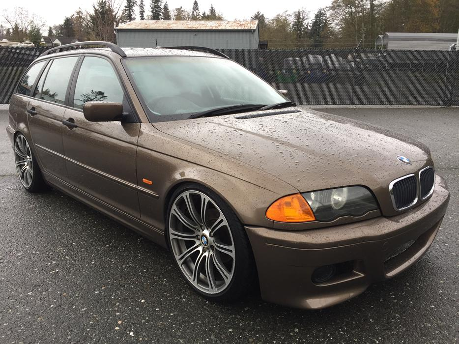 Bmw North Vancouver >> 2000 BMW 318i Touring Wagon Outside Nanaimo, Nanaimo