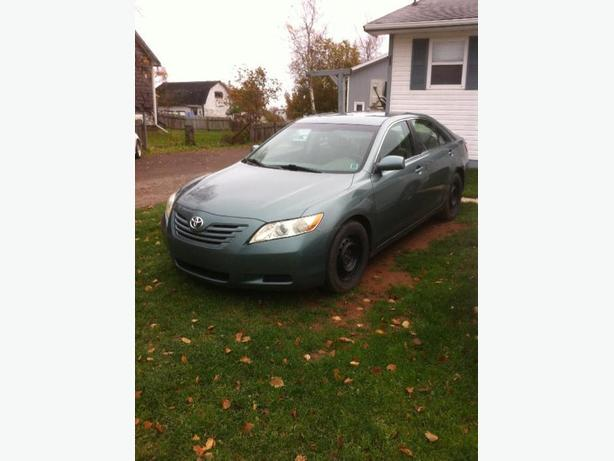 07 toyota camry le