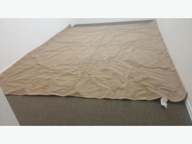 VERY LARGE 10 FOOT 3 INCHES/LONG AND 93 INCHES WIDE/BOUGHT BUT NEVER USED