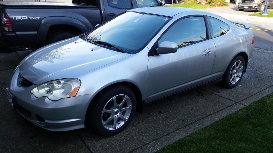 2002 Acura Rsx West Shore Langford Colwood Metchosin