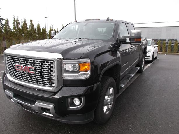 2016 gmc 3500 denali crew cab diesel 4x4 srw for sale outside okanagan okanagan. Black Bedroom Furniture Sets. Home Design Ideas