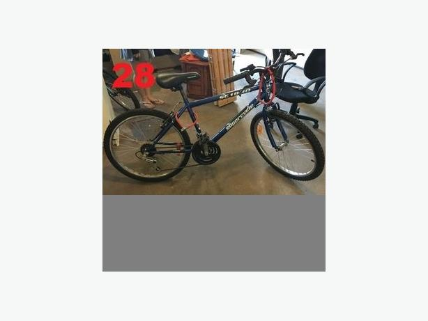 Bikes and helmet for sale