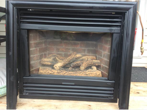 Direct Vent Propane Fireplace Courtenay Courtenay Comox