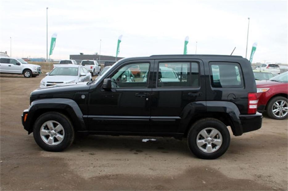 2012 Jeep Liberty Sport Cmd Start 4x4 Central Regina Regina
