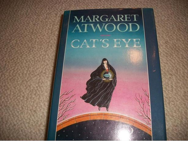 Cat39s Eye Signed Autographed By Margaret Atwood Oak Bay