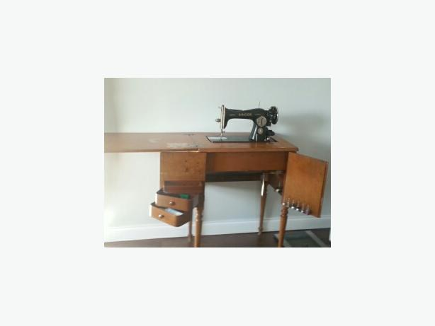 singer sewing machine cabinets 1950 s