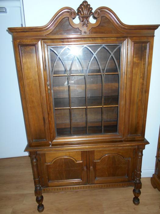 Gibbard china cabinet rideau township ottawa for Chinese furniture kijiji alberta