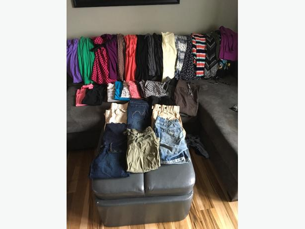 REDUCED!! $120 for everything!! Winter/Spring/Summer wardrobe