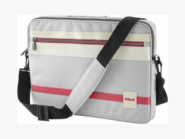 "GOLLA CIEL Laptop Sling Sleeve Bag 16"" - Light Gray"