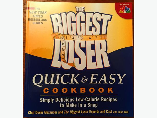 Biggest Loser Cookbook Giveaway!