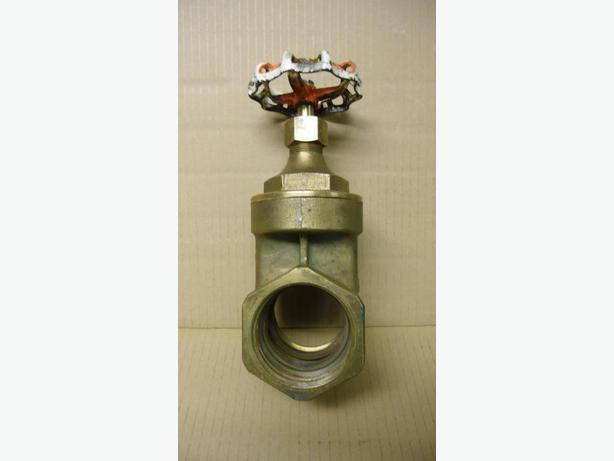 """2 1/2"""" Gate valve"""