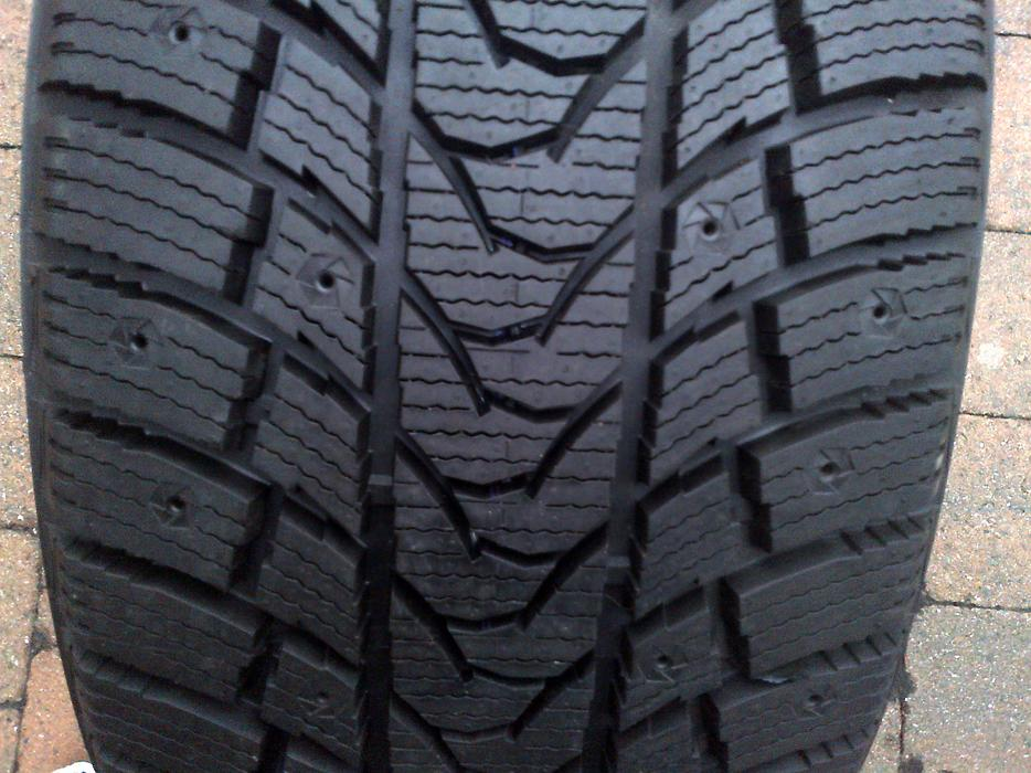 Winter Tires Vancouver >> 1 MINERVA ECO STUD 225/50/17 R17 98H WINTER ICE SNOW TIRE 95% Orleans, Ottawa