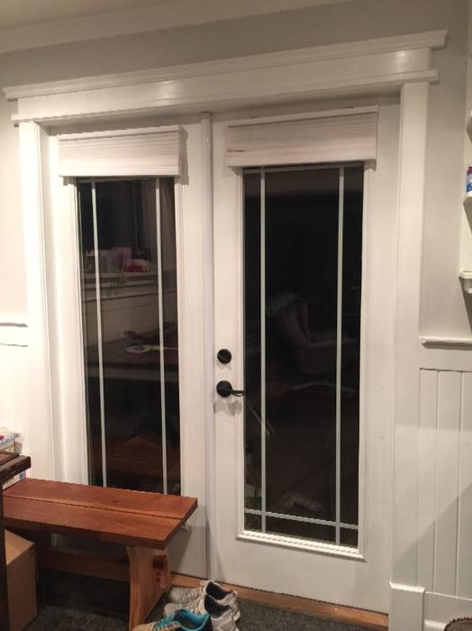 Exterior French Door Saanich Victoria