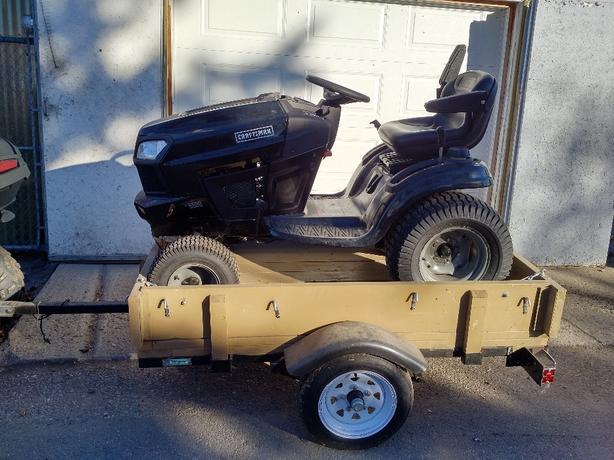 Craftsman Garden Tractor 3 Point Hitch : Tractors in saskatoon sk mobile