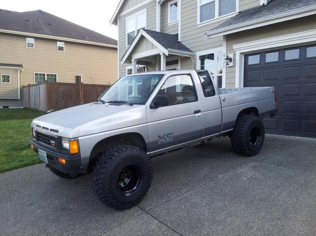 Wanted Seats For 91 Nissan Pickup D 21 87 97 Or