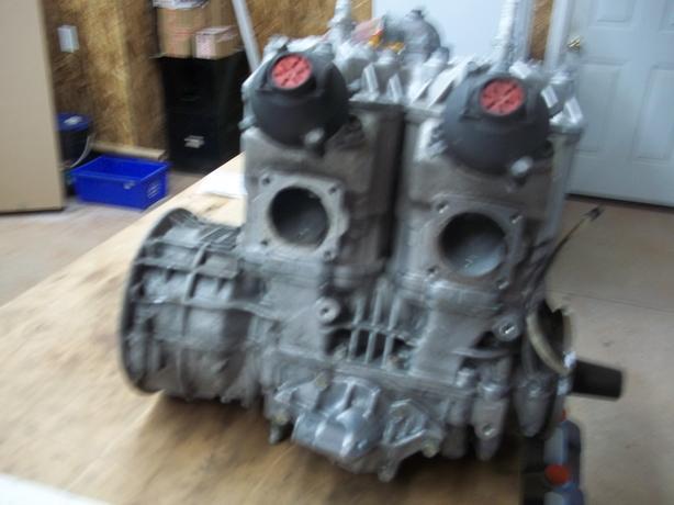 05 800 ho rev engine