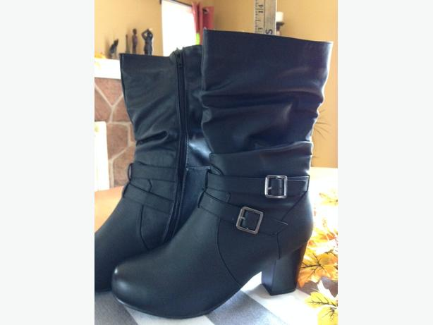 ladies 3/4 boots