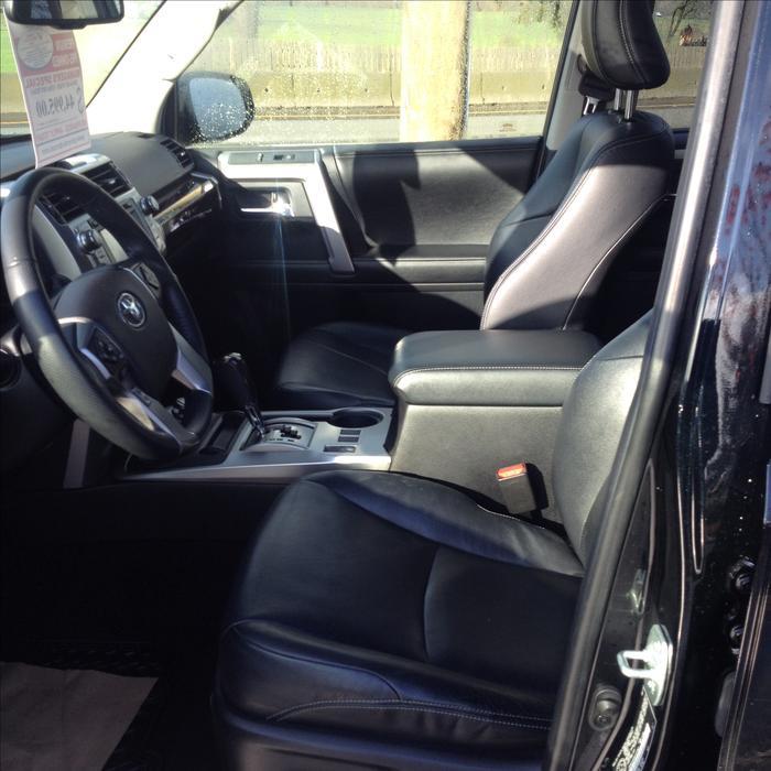 2014 toyota 4runner limited 7 passenger outside victoria. Black Bedroom Furniture Sets. Home Design Ideas