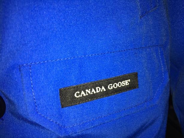 canada goose polar bear bomber jacket