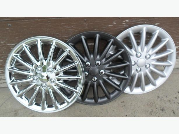 16-----17-----18  INCH  HUBCAPS /Wheelcovers