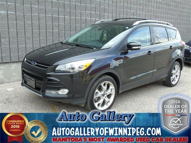 2013 Ford Escape Titanium*AWD