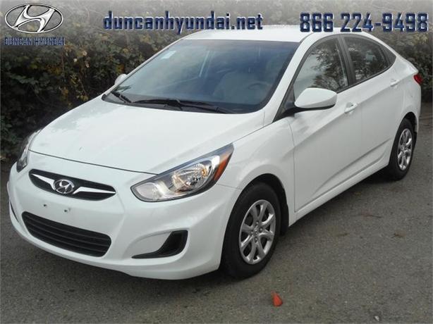 2014 Hyundai Accent GLS/GS  - Low Mileage