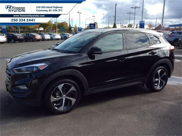 2016 Hyundai Tucson 1.6T Premium AWD  Rearview Camera, Heated Front an