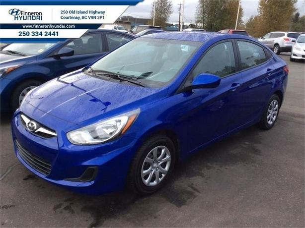 2014 Hyundai Accent GL Auto AC, Cruise Control, Heated Seats