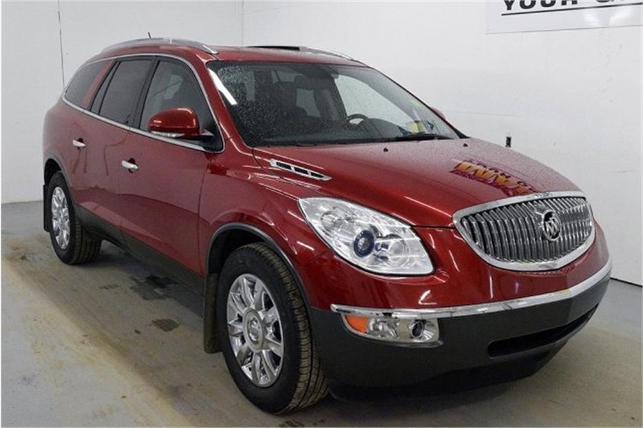 Moncton Buick Enclave >> 2012 Buick Enclave CXL1 Other South Saskatchewan Location ...
