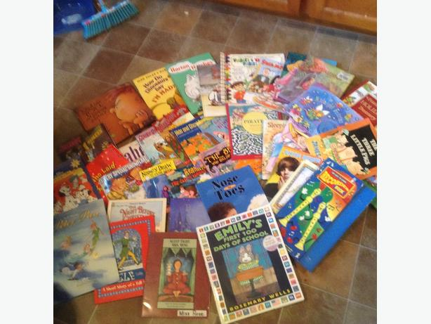 mint condition childrens books
