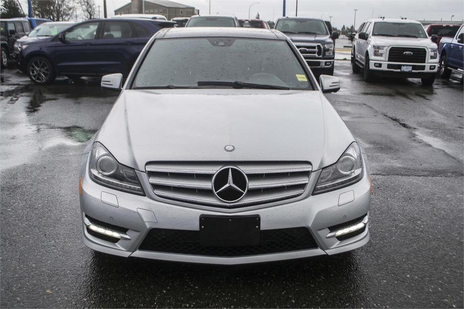 2012 mercedes benz c class c300 4matic leather bluetooth for 2012 mercedes benz c300 price
