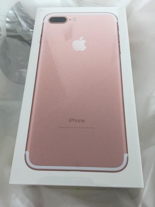 New Apple IPhone 7 Plus Sealed In Box Metro Seattle