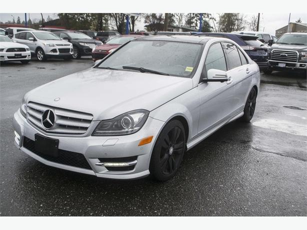 2012 Mercedes-Benz C-Class C300 4MATIC LEATHER | BLUETOOTH