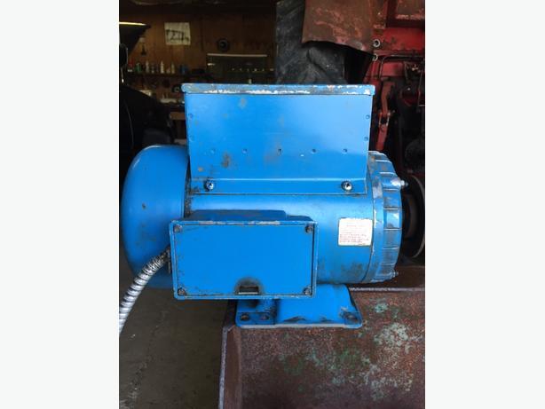 3hp , 1phaze , 230 volt farm duty elecric motor