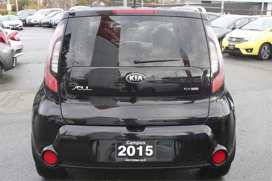 2015 Kia Soul Ex Victoria City Victoria