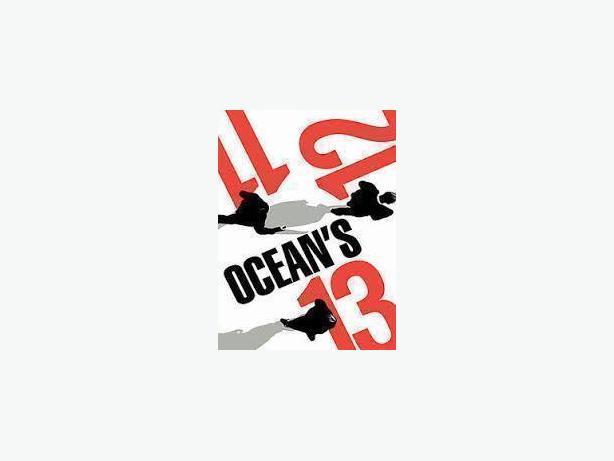 Ocean's 11 / 12 / 13 Trilogy DVD Box Set