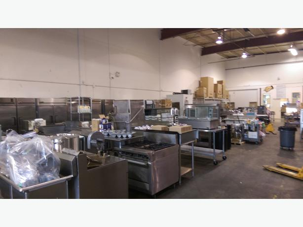 Commercial Kitchen Equipment Auction Vancouver