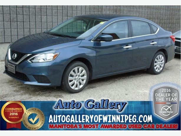 2016 Nissan Sentra SV *Super low Kms!