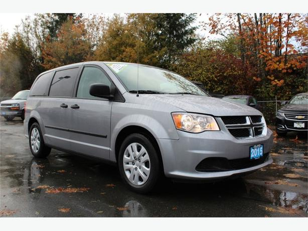 2015 Dodge Grand Caravan | DUAL ZONE A/C | AUX PORT | BLUETOOTH