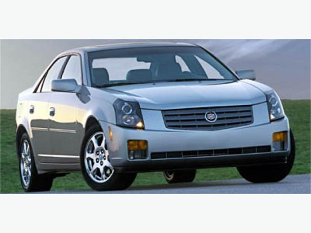 2007 Cadillac CTS w/ Sunroof