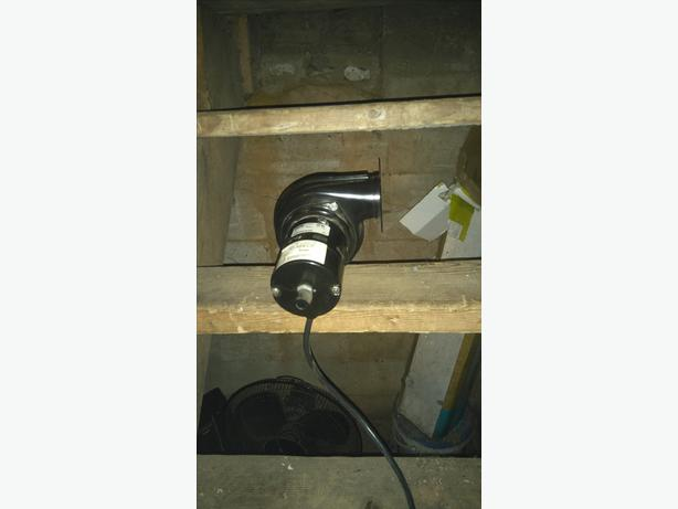 Blower For Wood Stove