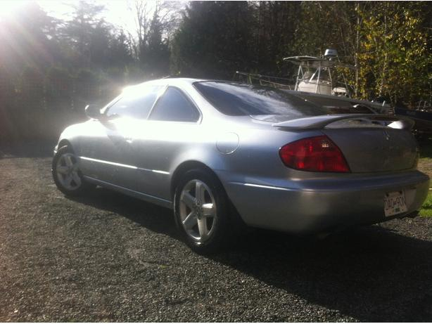 2001 acura cl type s for sale or trade outside nanaimo. Black Bedroom Furniture Sets. Home Design Ideas