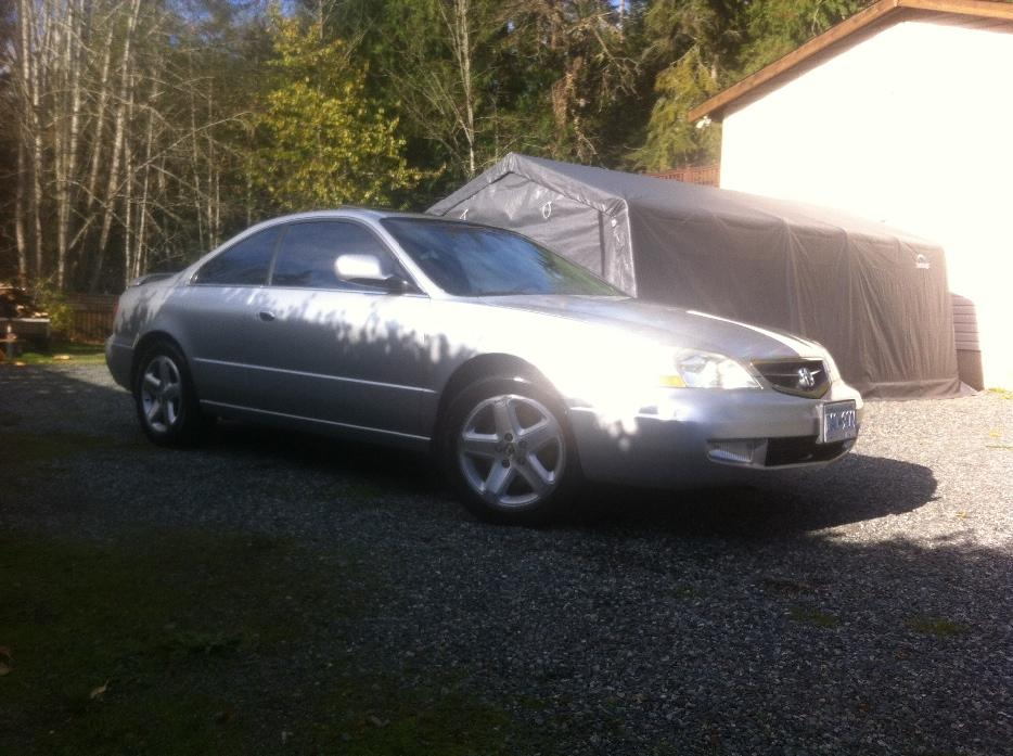2001 Acura Cl Type S For Sale Or Trade Outside Nanaimo