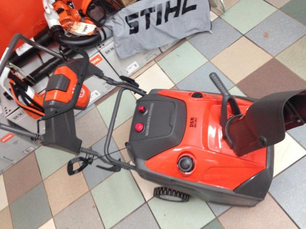 New Husqvarna ST131 Single Stage Snowblower