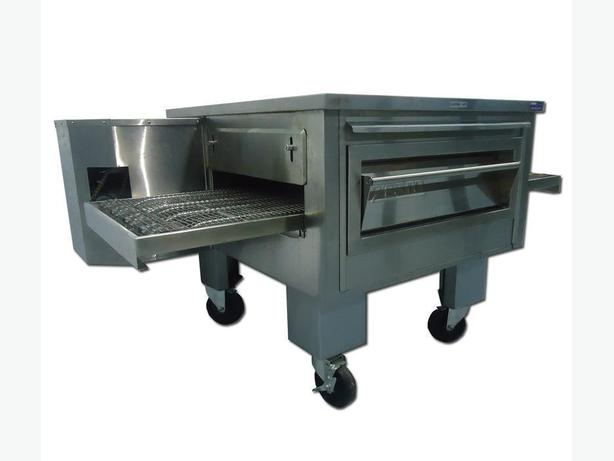 ZESTO PIZZA OVEN